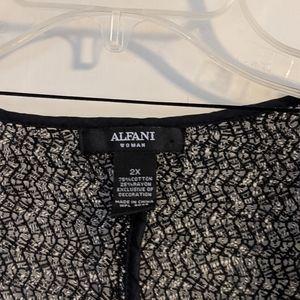 Alfani shrug jacket evening  2x